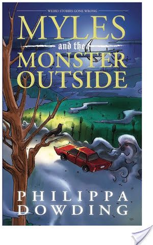 Review/ Myles and the Monster Outside