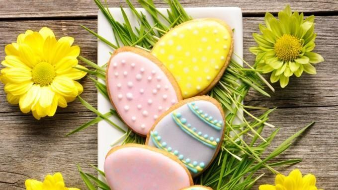 Ciastka na Wielkanoc - zwierzątka, które możesz zrobić razem z dzieckiem!