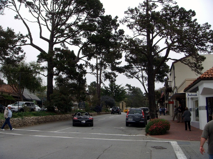 Carmel California...took my wife there...stayed at the Pine Inn.  Beautiful place...: Carmel By The Sea, Carmel California Tookes, Favorite Places, My Wife, Pine Inn, Beautiful Places, Wife There Stay