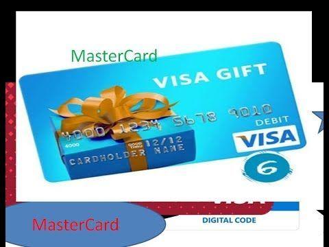 Free Mastercard Gift Card Codes Generator 2020 Mastercard Gift Card Prepaid Gift Cards Gift Card Generator