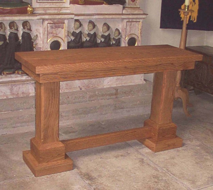 1000 Images About Bespoke Wooden Furniture On Pinterest Oak Bench Joinery And Altars