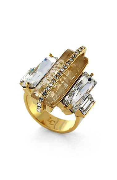 Louise et Cie Stone Statement Ring available at #Nordstrom