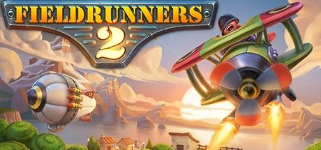 [Fieldrunners 2] A charming tower defense game. Lots of towers, levels, enemies, beautiful visuals and nice soundtrack. At times frustrating, but a great game overall.  #Gaming #VideoGames #PCGame #TD #TowerDefense