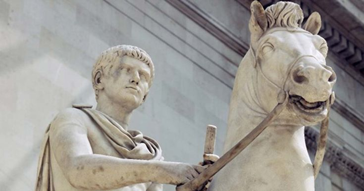 Hold Your Horses! Did Caligula Actually Make a Steed a Roman Consul? #italy #ancientorigins #archaeology #history #roman