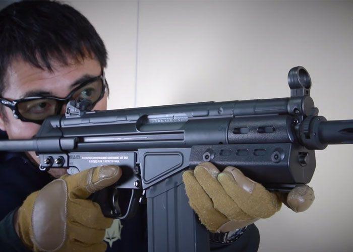 Mach Sakai: Marui H&K G3 SAS HC
