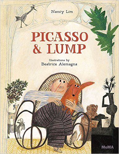 Picasso and Lump: Cake on a Plate: Nancy Lim, Beatrice Alemagna: 9780870709722: Books - Amazon.ca