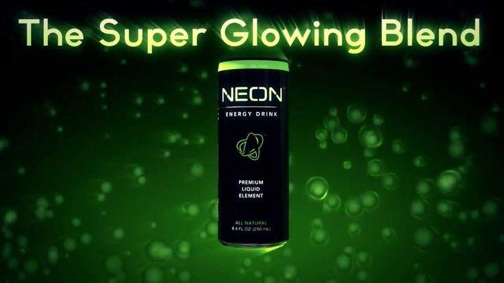 Bilderesultat for neon energy drink