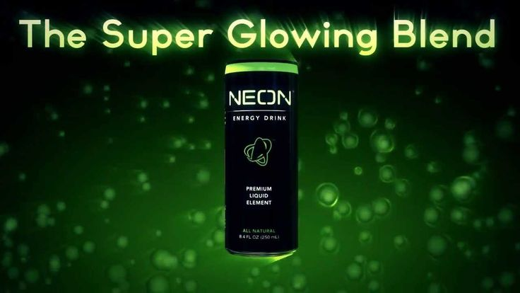 Bilderesultat for neon energy drink