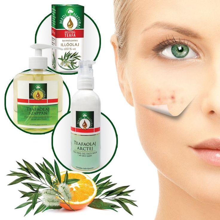 Pattanás STOP csomag - Természetes bőrápolás, problémás és érzékeny bőrre