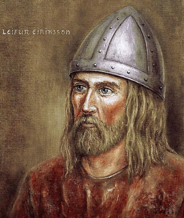leif ericsson viking biography sample