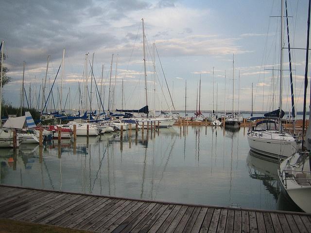 Siofok - Balaton lake     Siófok,