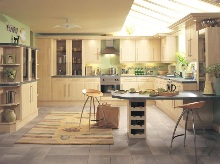 Modern Kitchen Design Trends Making Your Home Greener, 25 Green Kitchen  Ideas