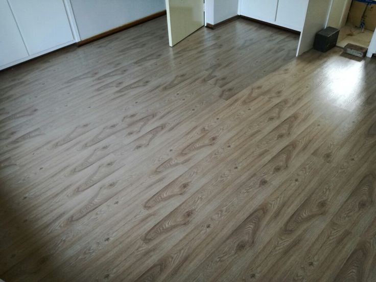 Loft Oak laminate flooring