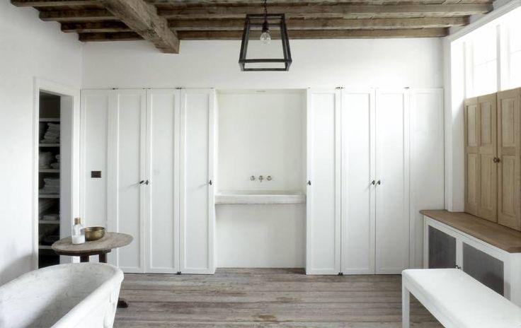 Bathroom Interior Design by Vincent Van Duysen