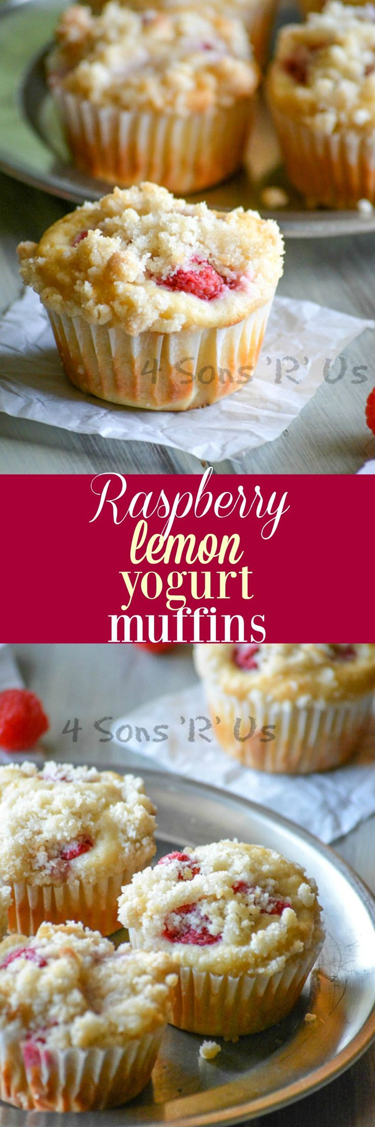 Mornings are hard, start your day off with a tasty grab-and-go breakfast treat. These Raspberry Lemon Yogurt Muffins will make any day just a little bit sweeter. Spring has finally sprung. The local weather may not know that though. Someone should shoot it a memo. It's sunny, warm by day, everything[Read more]