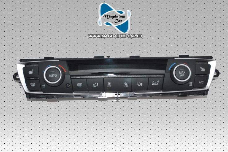 Neu Original Klimabedienteil Klimaautomatik Bedieneinheit Klima Bmw 1 F20 F22 3 F30 4 F32 9363546