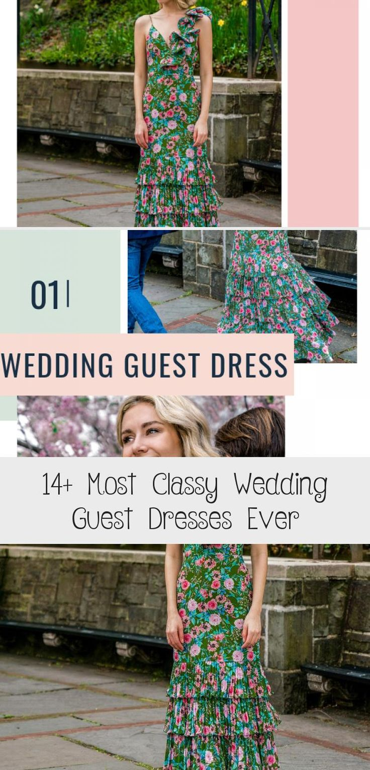 14 Most Classy Wedding Guest Dresses Ever Clothing Dress Classy Wedding Guest Dresses Wedding Guest Dress Italian Wedding Dresses [ 1530 x 736 Pixel ]