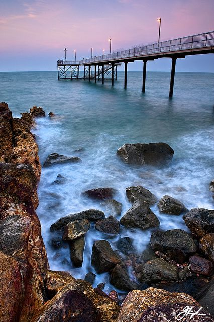 Nightcliff Jetty, Darwin NT Australia. By StormGirl1 on flickr.