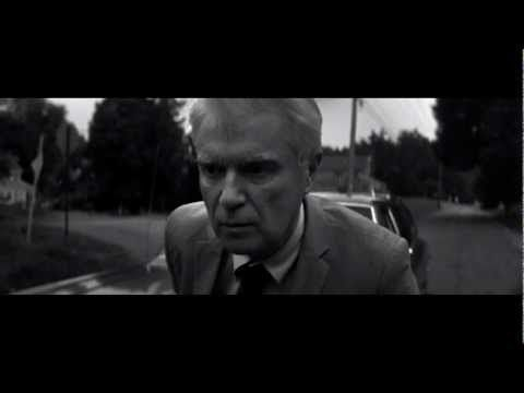 """David Byrne & St. Vincent - 'Who'  from """"Love the Giant""""  ....maybe  David Lynch   choreographed this...LOL"""