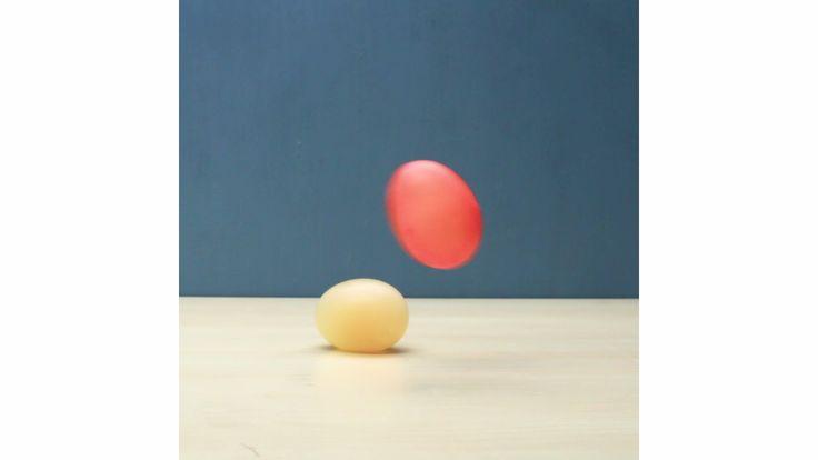 Rubber Egg Trick