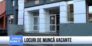 Agentia judeteana pentru ocuparea fortei de munca Alba a facut publica lista locurilor de munca vacante pentru aceasta perioada. Cele mai multe posturi disponibile sunt in Alba Iulia.