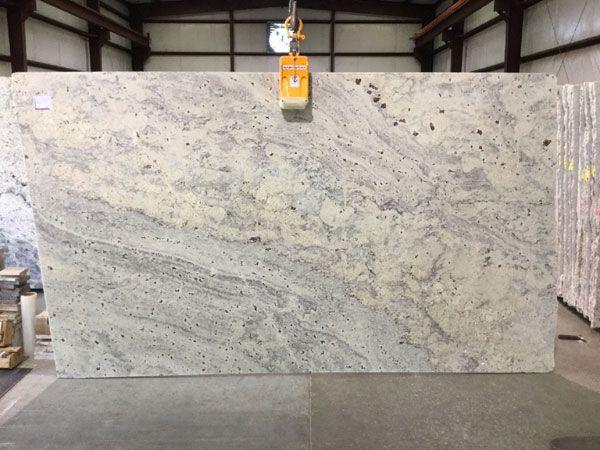 New Bianco Romano Granite Slab Bianco Romano Supreme Is Quarried