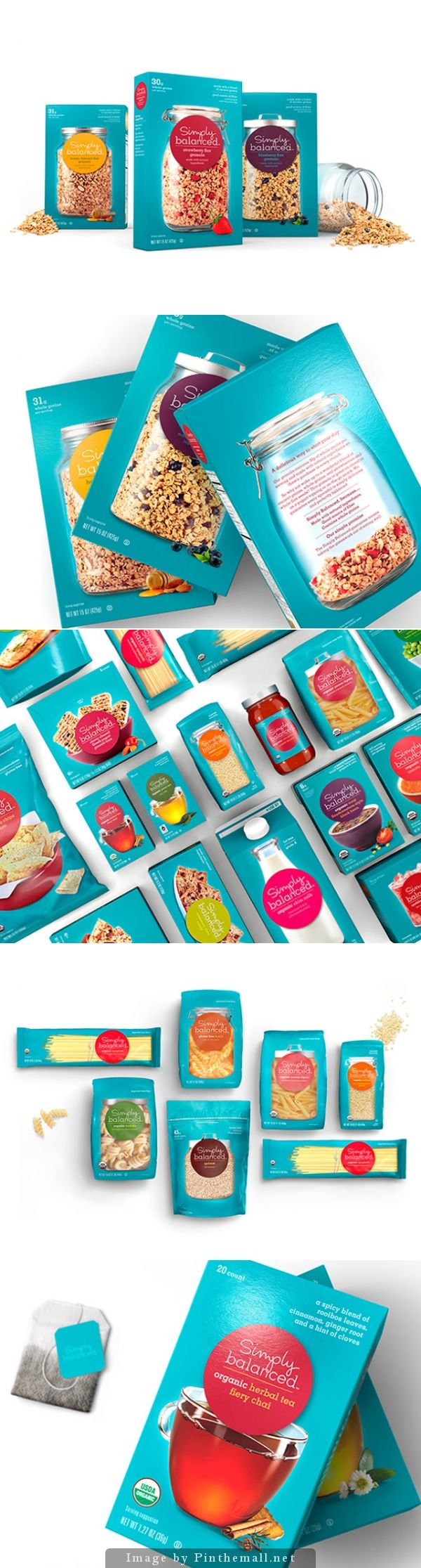 Simply Balanced #packaging by Pearlfisher - http://www.packagingoftheworld.com/2014/11/simply-balanced.html PD