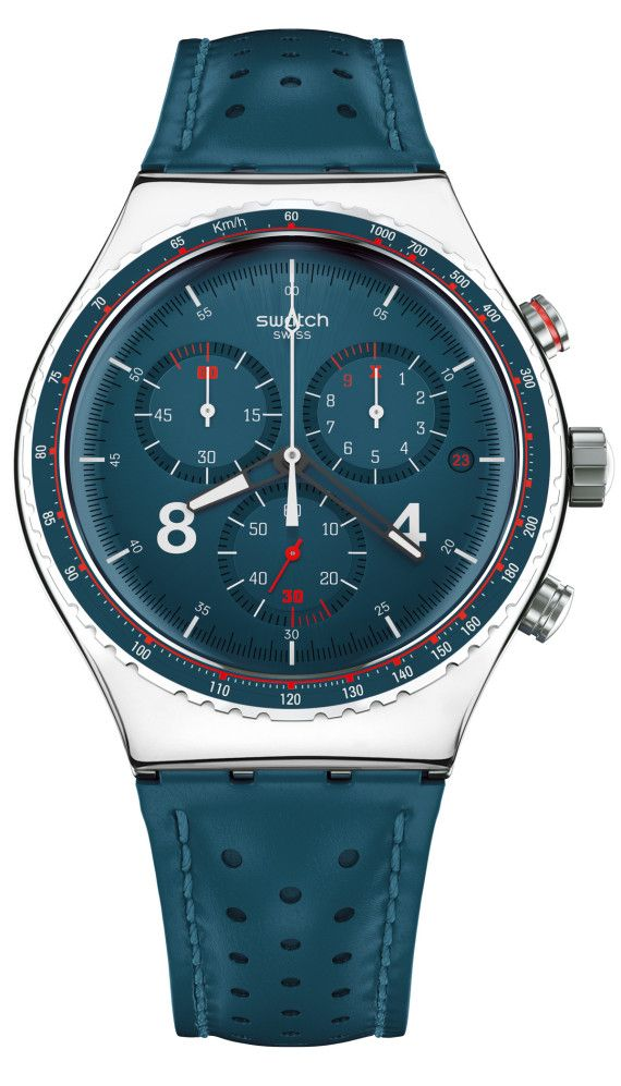 Swatch Irony Chrono Watch