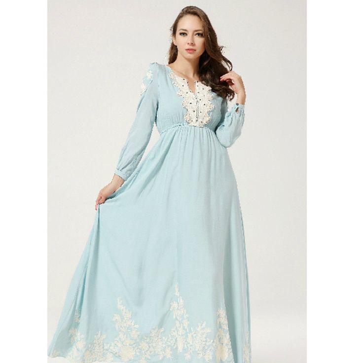 boho embroidery long maxi casual 50s off shoulder jurken vestidos verano sommerkleid peplum lace strand jurk dashiki dress