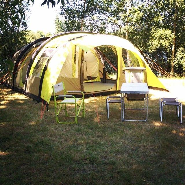 Vivre au PLEIN AIR ! #trigano #camping