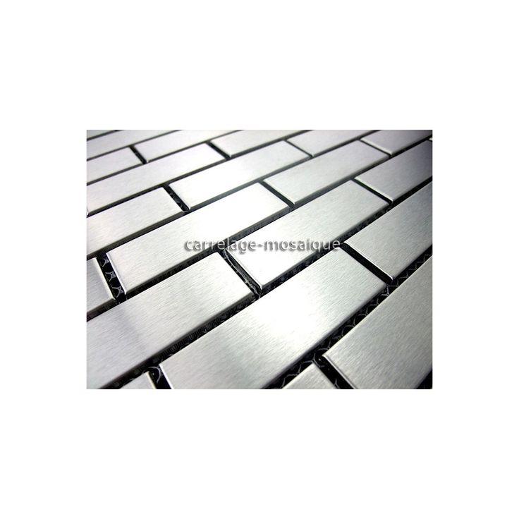 78 id es propos de plaque inox sur pinterest plaque for Plaque inox autocollante cuisine