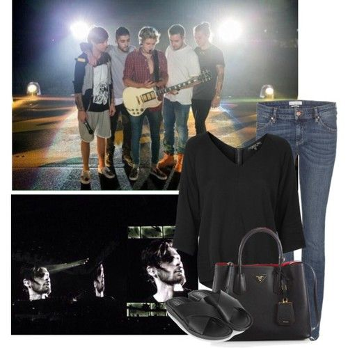 First OTRA concert with Zayn - Polyvore
