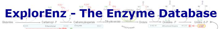 The Enzyme Database