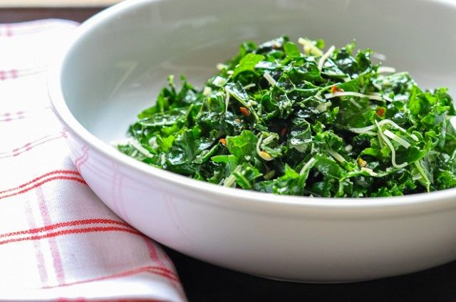 lacinato kale salad video tutorial