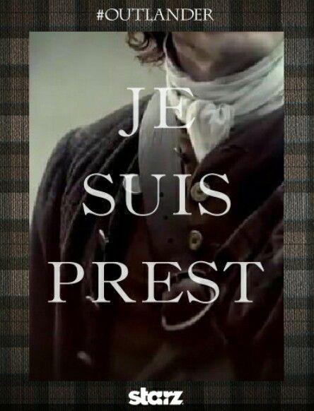 I am ready! Je Suis Prest // #OutlanderSeries #Outlander