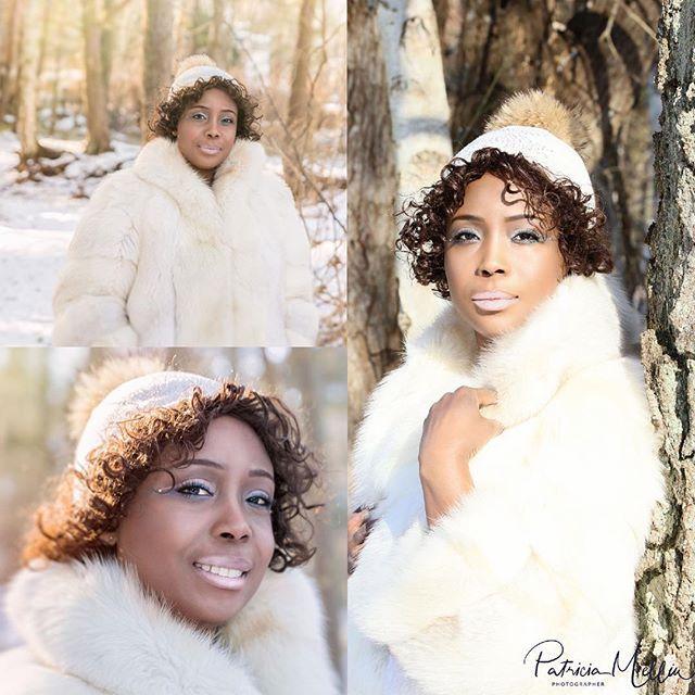 Snow-black  Model: Bernade L.  http://ift.tt/1Jwjkck