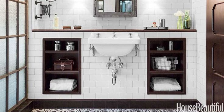Designing an Industrial Chic Bathroom
