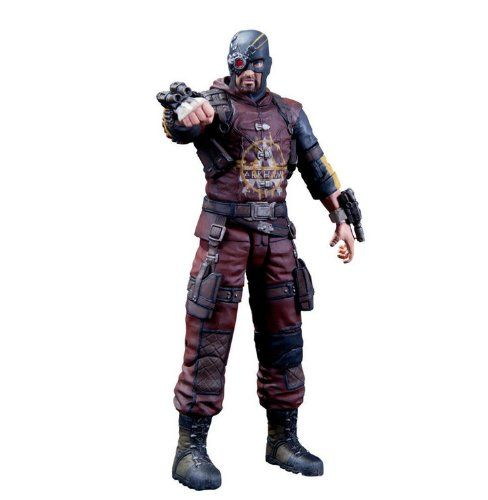 DC Batman Arkham figure -  Deadshot