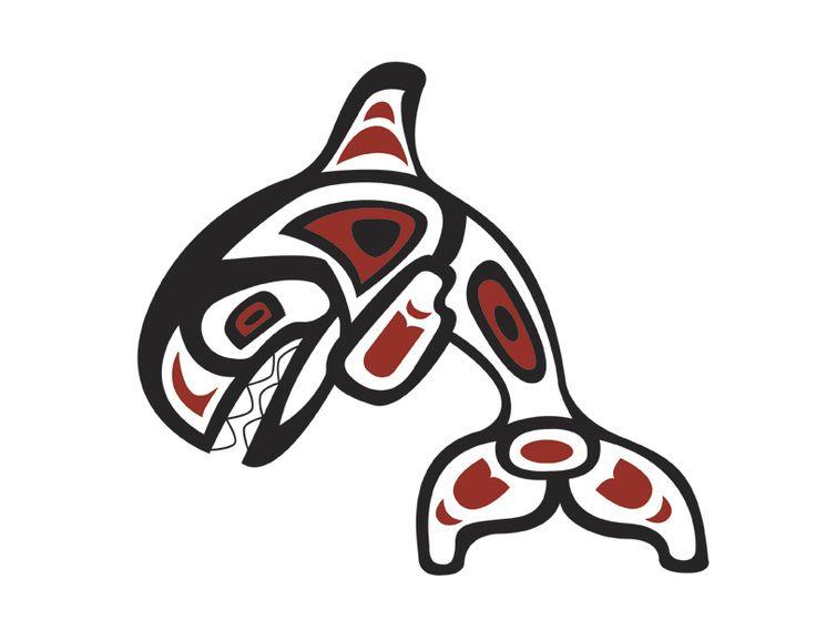 Haida Art Whale 1000 images about West coast native art on Pinterest