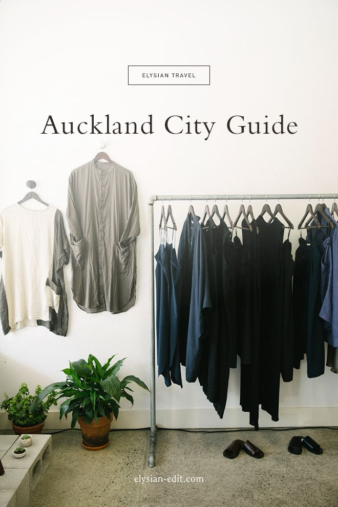 @gretavanderstar shares a few of her favorite Auckland haunts on The Elysian Edit. Click through to see the full city guide.