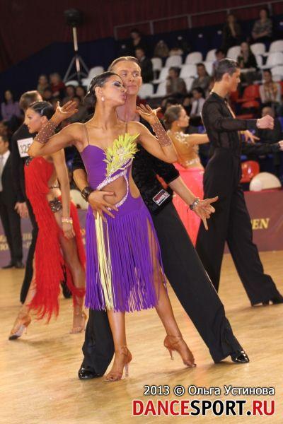 WDSF International Open Latin. Кубок Латинского Квартала 2013. Танцевальные фотографии