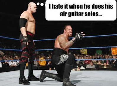 ...but do you really? #WWE