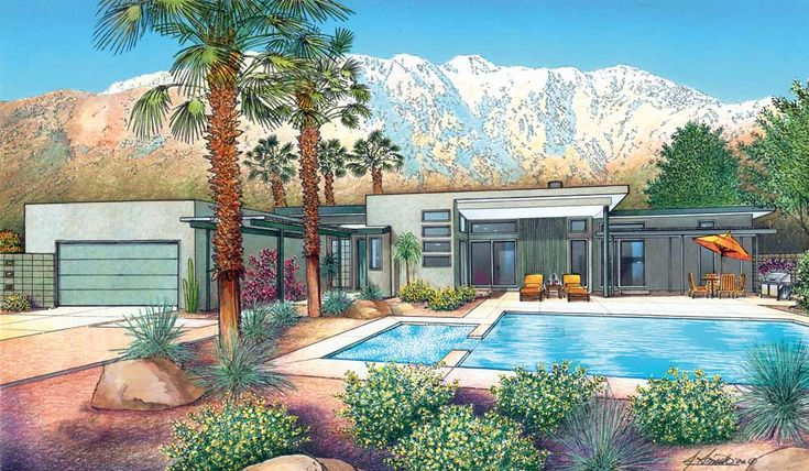 New Construction | Palm Springs Real Estate
