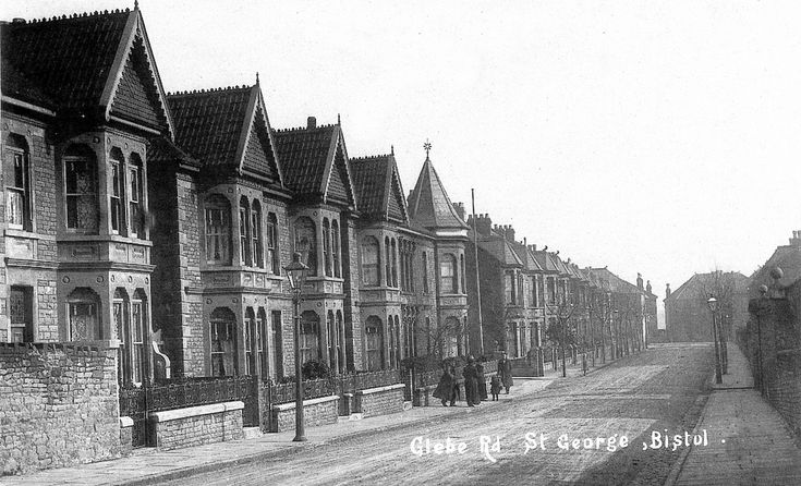 c1913 Glebe Road, St George, Bristol | by brizzle born and bred