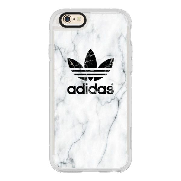 ADIDAS WHITE MARBLE - iPhone 6s Case,iPhone 6 Case,iPhone 6s Plus... ($40) ❤ liked on Polyvore featuring accessories, tech accessories, phone cases, phone, cases, electronics, iphone cases, apple iphone case, iphone hard case and iphone cover case