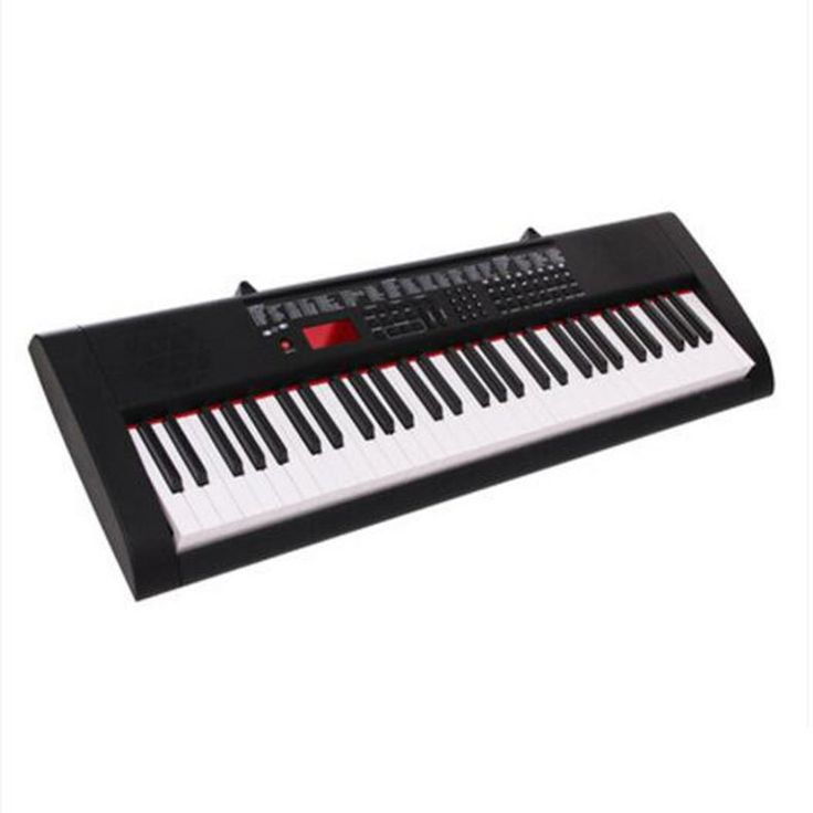 140.58$  Buy here - http://ality9.worldwells.pw/go.php?t=32732081138 - Package mail adult midi piano keyboard / 61 key intelligent imitation teaching children   Electronic organ piano/S003