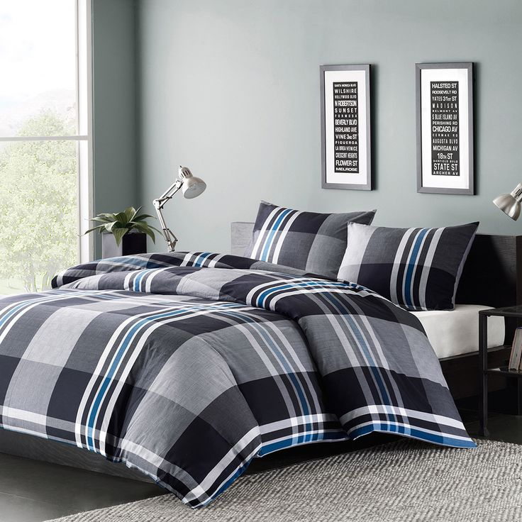Ink + Ivy Nathan 3-piece Duvet Cover Set | Overstock™ Shopping - Great Deals on Ink and Ivy Duvet Covers