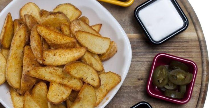 Speciální pečené brambory - Receptik.sk