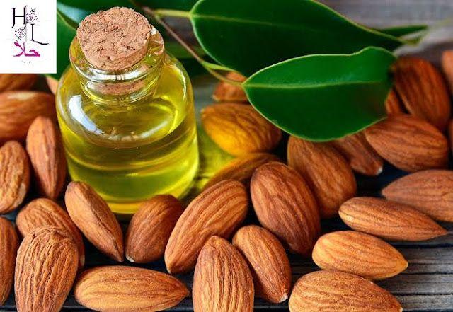 زيت اللوز الحلو Almond Oil Benefits Organic Essential Oils Sweet Almond Oil