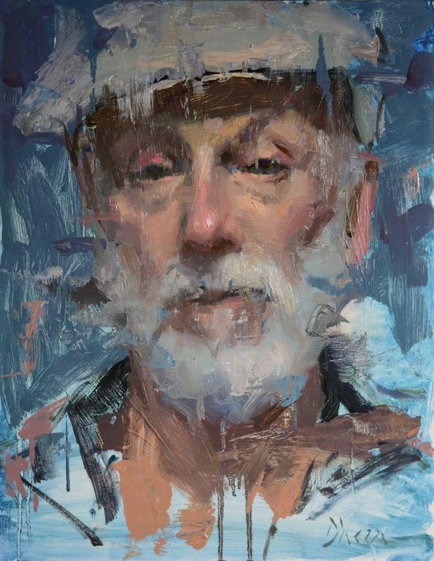 Lloyd  Ελαιογραφία